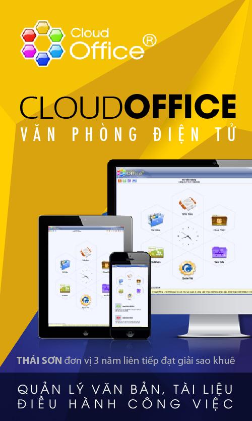 CloudOffice - Phần mềm quản lý văn bản