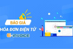 Báo giá hóa đơn điện tử Einvoice