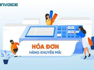 Hướng dẫn hạch toán hóa đơn hàng khuyến mãi